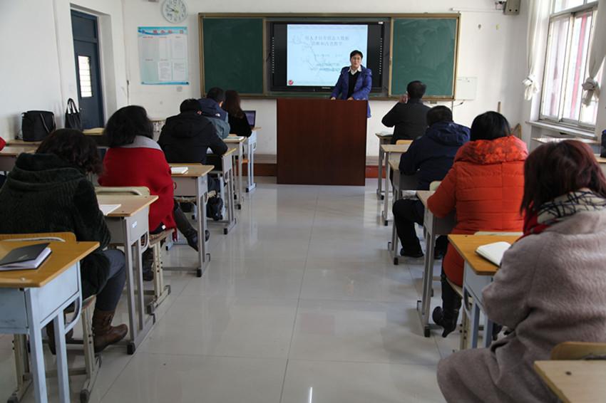 葫芦岛市中等职业教育培训检查组
